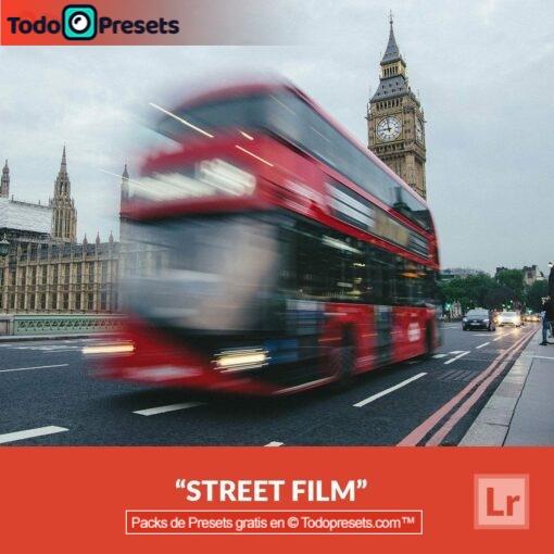 Película gratis de Lightroom Preset Street
