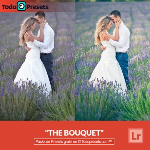 Lightroom gratis Preset The Bouquet