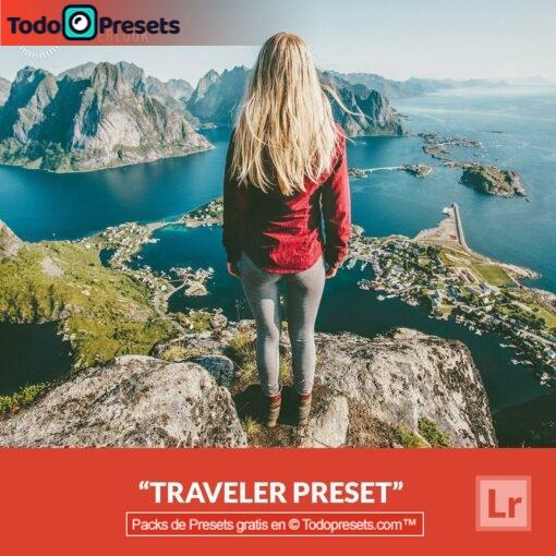 Viajero Preset de Lightroom gratis
