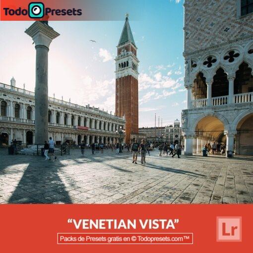 Venetian Preset de Lightroom gratis