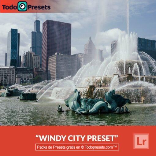 Lightroom Preset Windy City