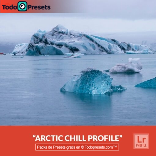 Perfiles de Lightroom gratis Arctic Chill