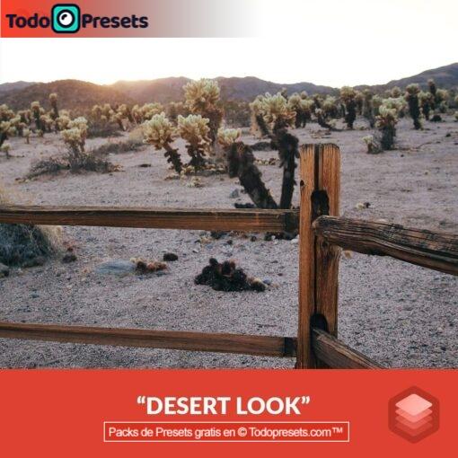 Desierto Luminar Look gratis