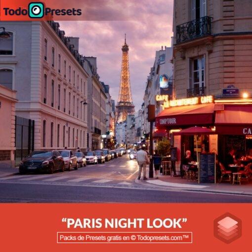 Luminar Look Paris Night