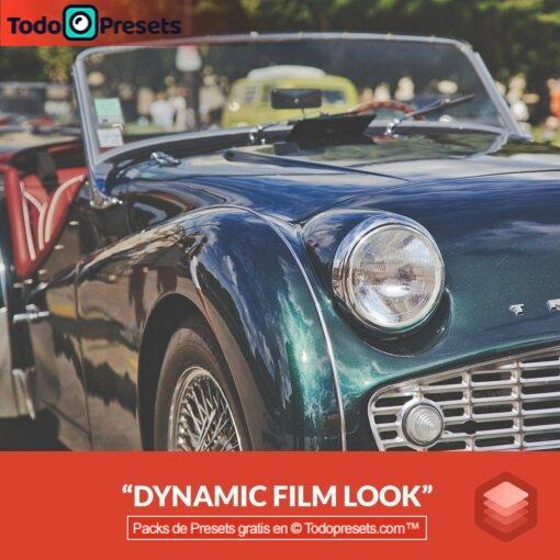 Película dinámica Luminar Look gratis
