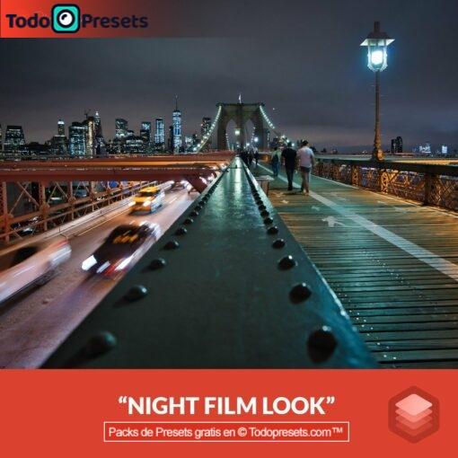Película gratis Luminar Look Night