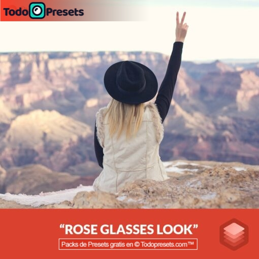 Gafas Luminar Look Rose gratis