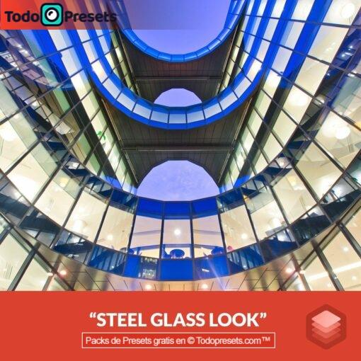 Luminar Look Steel n Glass