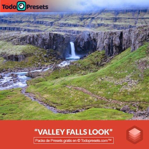 Luminar Look Valley Falls
