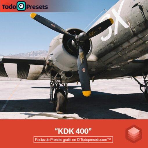 Luminar Look gratis KDK 400