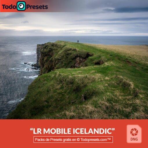 DNG gratis Preset islandés