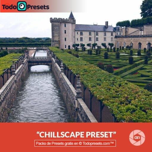On1 Preset Chillscape
