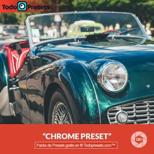 On1 Preset Chrome