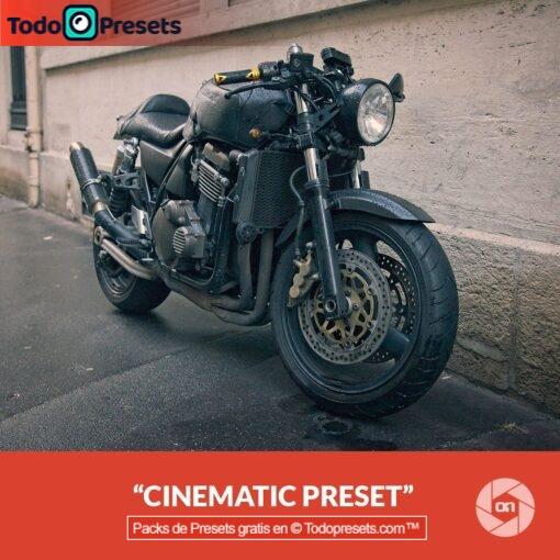 On1 Preset Cinematic