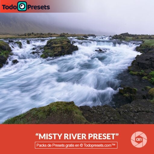 On1 Preset Misty River