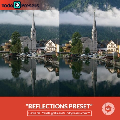 On1 Preset Reflections