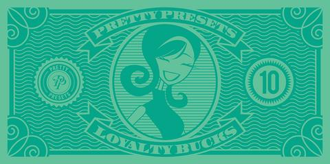 Imprimible gratis: Mommy Bucks para ti o la madre de tu vida