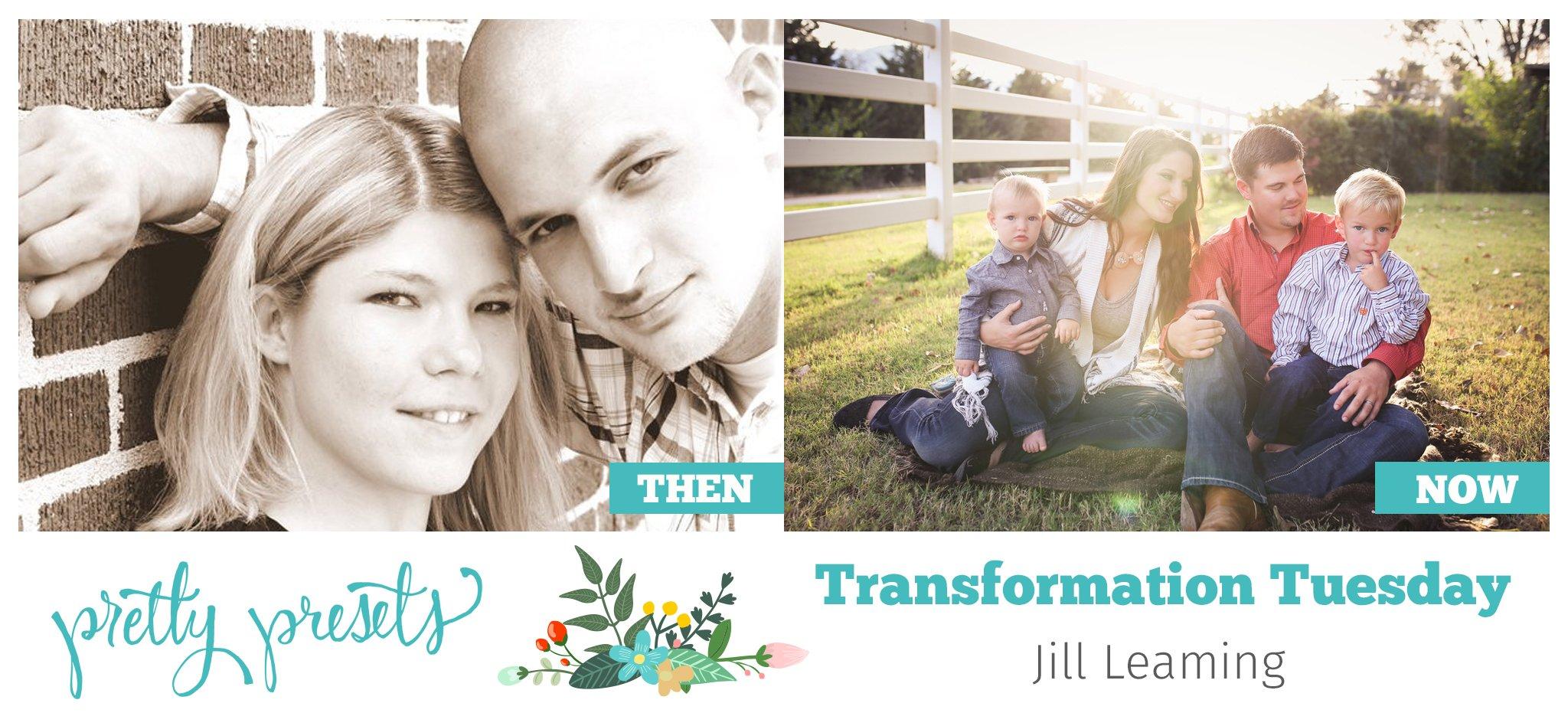Martes de transformación: con Jillian Leaming en Pretty Presets fo