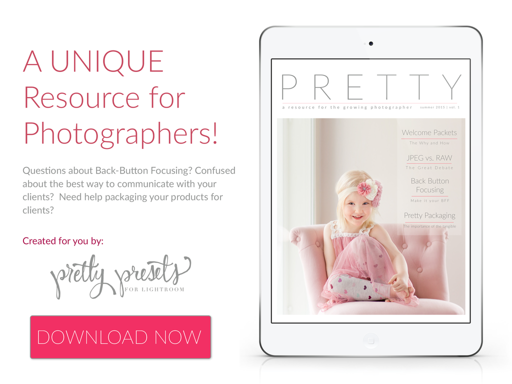PRETTY: un recurso para el fotógrafo en crecimiento