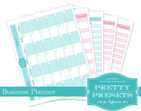 Paquete de regalo empresarial de Pretty Presets para Lightroom