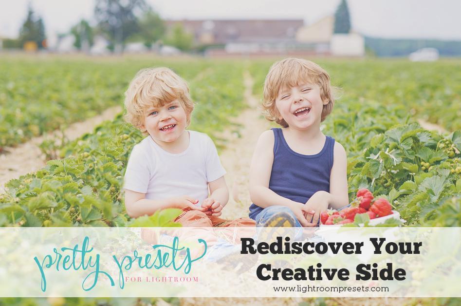 Redescubre tu lado creativo con la fotografía