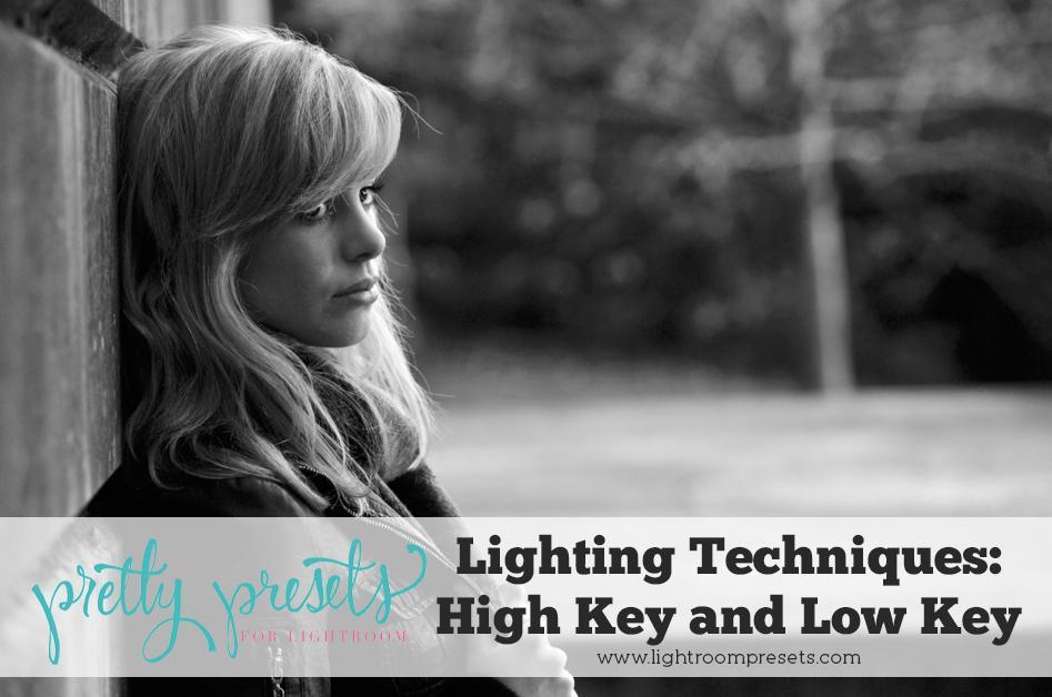 Técnicas de iluminación: clave alta y clave baja